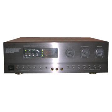 Professional Amplifier (Профессиональные усилители)