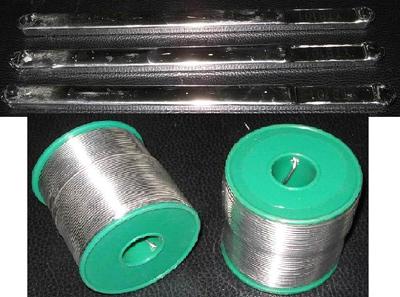 Solder Wire, Solder Bar