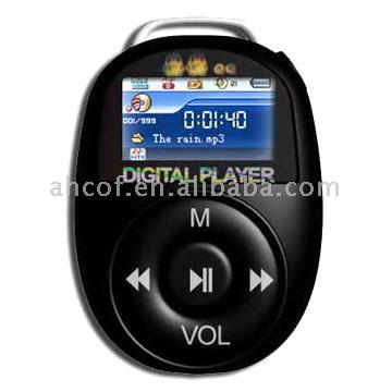 MP3 Digital Audio Player (MP3 Digital Audio Player)