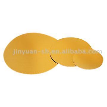 Round Paper Pads