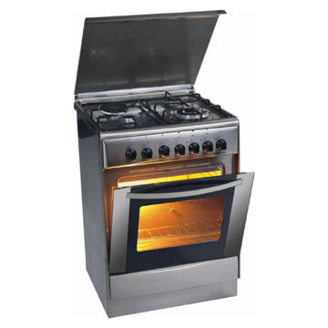 Electric and/or Gas Oven
