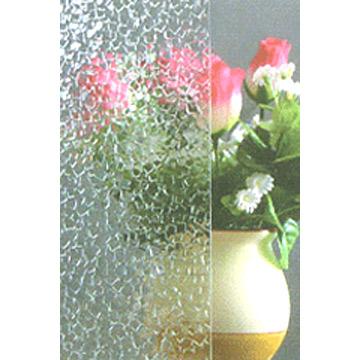 Patterned Glass, Processed Glass (Узорчатое стекло, обработанное стекло)