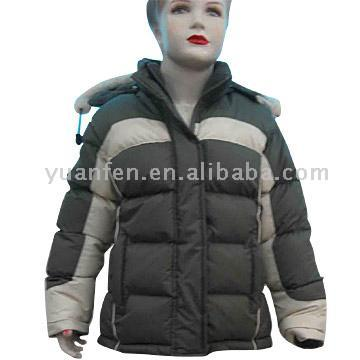 Children`s Padded Jacket (Детский телогрейке)