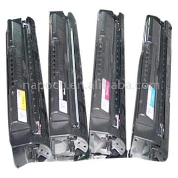 4500 Color Toner Cartridge (4500 Toner-Kassette)