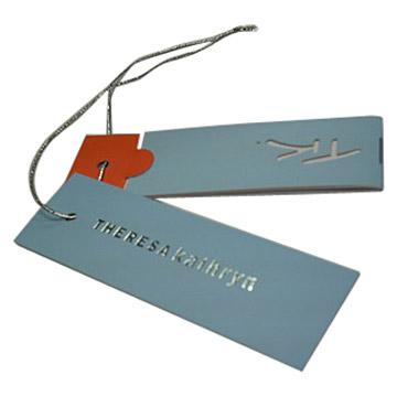 Paper Hang Tag (Бумага Hang тегами)