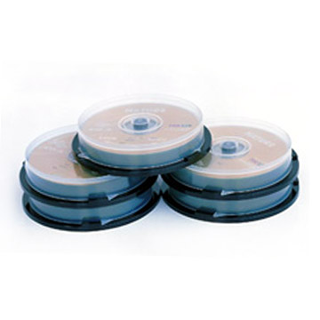 CD-R 80min 10pcs Cake Boxes
