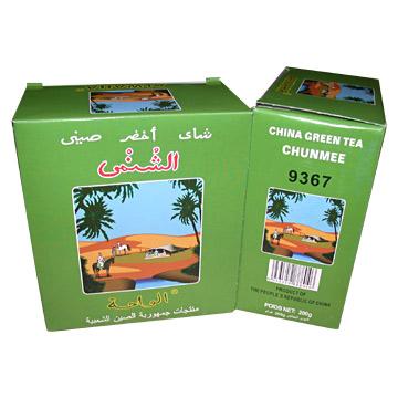Chunmee Tea (Chunm  чай)
