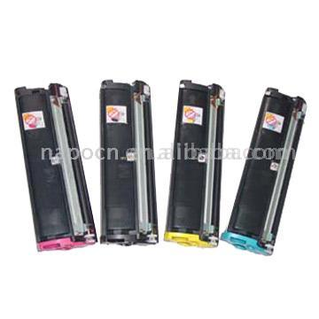 Color Toner Cartridges for Epson C900 (Цвета картриджей для Epson C900)
