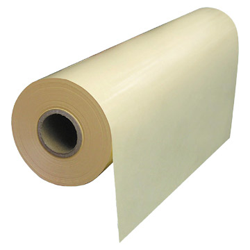 PE Coated Yellow Paper (ПЭ покрытием желтой бумаге)