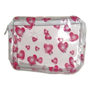 PVC Cosmetic Bag (ПВХ-косметическая сумка)
