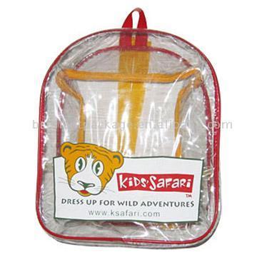 PVC School Bag (ПВХ школьную сумку)
