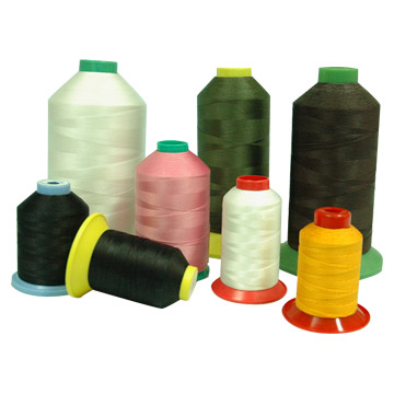 Nylon and Polyester Thread