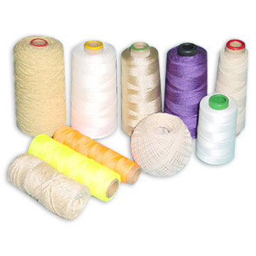 Cotton Yarn, Tsao Ma Thread