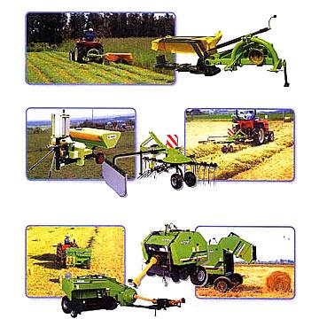 Small Hay, Rice, Wheat Straw Equipment (Малые Хэй, риса, пшеничной соломы оборудование)