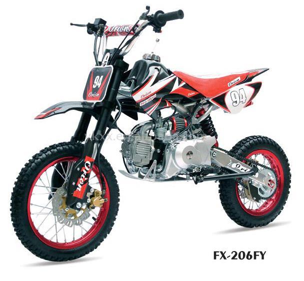 125cc Dirt Bike (125cc Байк)