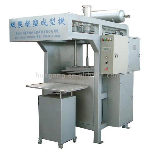 Constantly Supply Semi-Auto Turnover Forming Machine