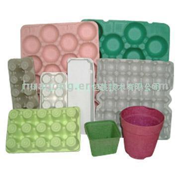 Egg Trays, Fruit Trays and Bottle Trays (Яйцо подносы, фруктами и бутылкой Лотки Лотки)