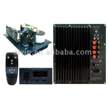 Subwoofer Amplifier (Сабвуфера Усилитель)