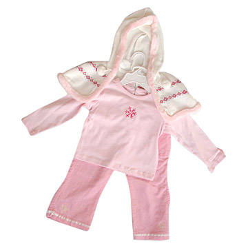 New Born Infant Set