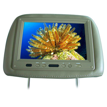 "9"" / 8"" Headrest Monitor ( CM-822)"