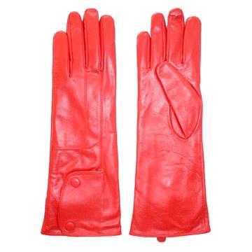 Ladies Goatskin Long Glove (Дамы козловые перчатки) .