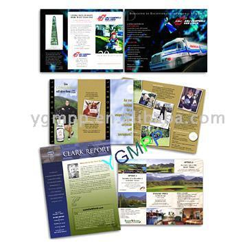 Brochures, Magazines, Catalogs, Instruction Books