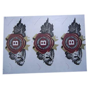 Heat Transfer Stickers (Теплообмен Стикеры)