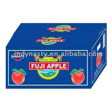 Fuji Apples (Fuji яблоки)