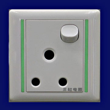 Power Socket (Prise d`alimentation)
