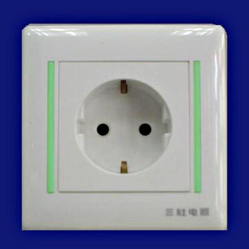 Electrical Outlet Function Piece (13A 250V) (Prise électrique Fonction Piece (13A 250V))
