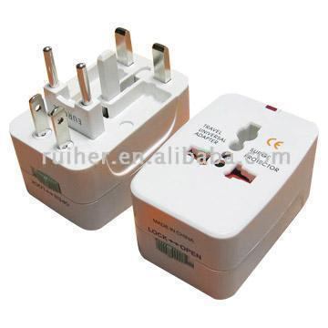 Universal Travel Adapters (Plugs)
