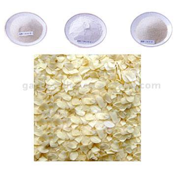 Dehydrated Garlic Products (Чеснок обезвоженные продукты)