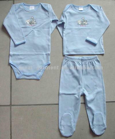 Baby Romper Set