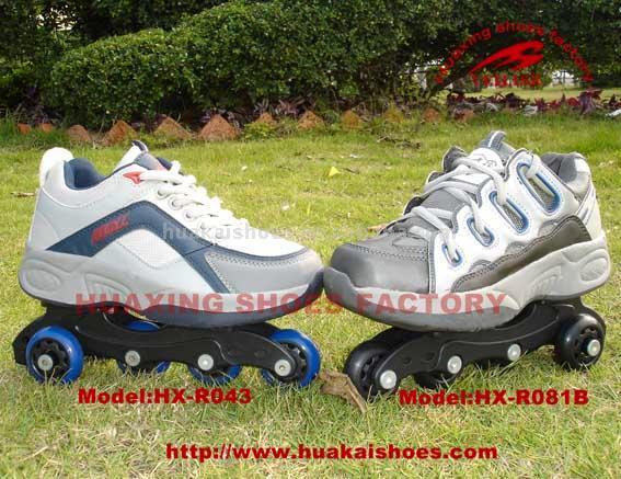 Flashing Roller Skate (Мигающие Роликовые коньки)