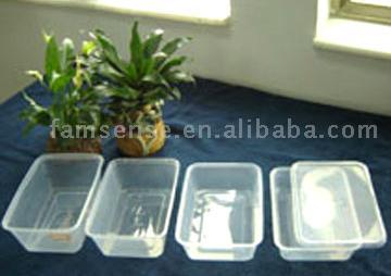 Plastic Meal Boxes (Пластиковые коробки Питания)