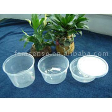 Plastic Soup Bowls (Пластиковые миски)