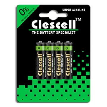 Alkaline Batteries (LR03/AM4) (Щелочные батарейки (LR03/AM4))