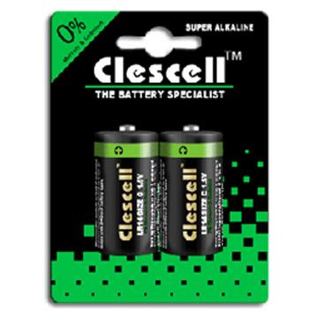 Alkaline Batteries (LR14/AM2) (Щелочные батарейки (LR14/AM2))