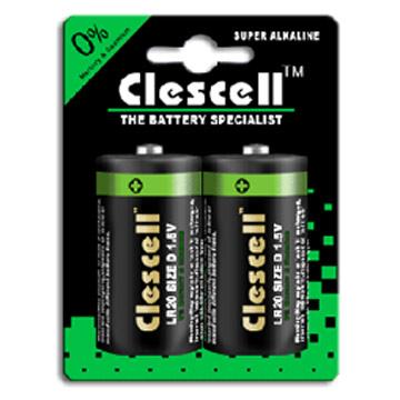 Alkaline Batteries (LR20/AM1) (Щелочные батарейки (LR20/AM1))