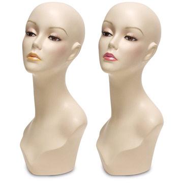Как сделать манекен головы своими руками