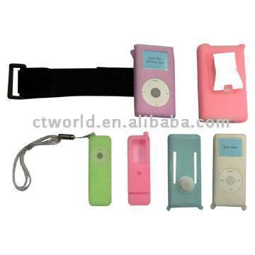 Silicone Cases for iPod (Силиконовые футляры для IPod)