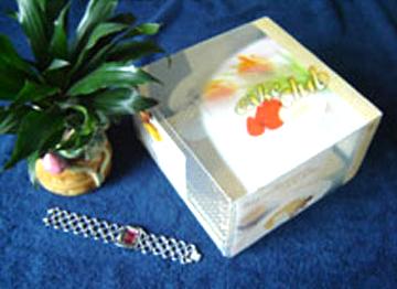 Folded Boxes (Складные коробки)
