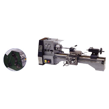 Gear Transmission Bench Lathe (Передаточных Bench Lathe)