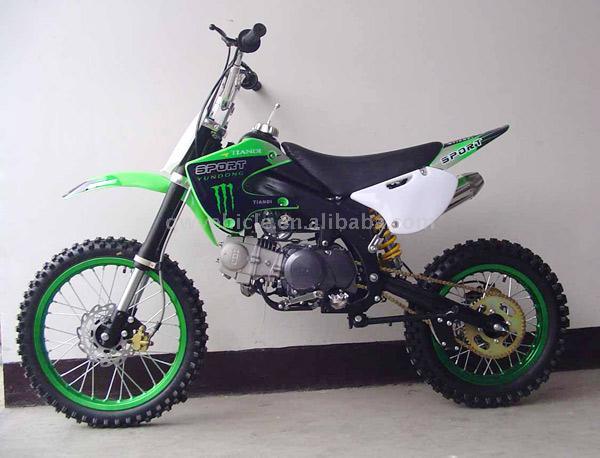 138cc Dirt Bike