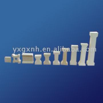 Mullite Pillars