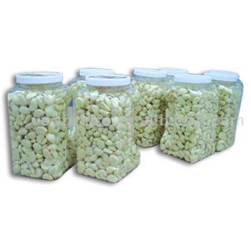 Fresh Peeled Garlic Cloves (Свежие очищенные зубчики чеснока)