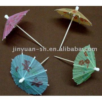 Parasol Picks (Зонтик выборка)