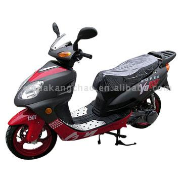 150cc Scooter (EEC Approved) (150cc Scooter (EWG Approved))
