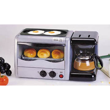 Breakfast Maker (Three-in-One) (Завтрак Maker (Thr -In-One))