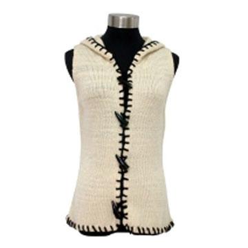Ladies Handmade Sweater C001